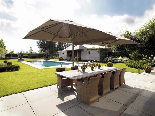 Garden Parasol Sun Parasols Umbrella Sunshade